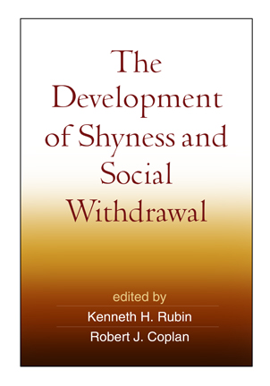 Shyness Book Cover